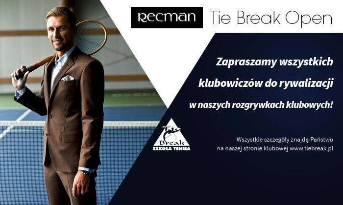 Liga Recman Tie Break Open